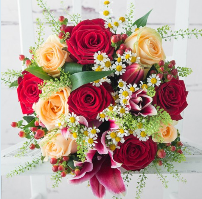 Honeycomb Roses £34.99